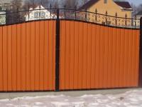 Серия ворот ПРОФИ